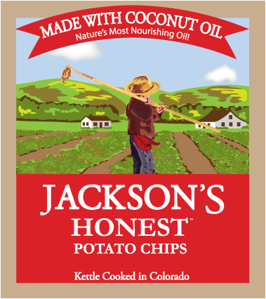 Jackson's Honest Chips