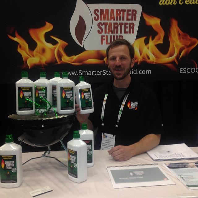 Smarter Starter Fluid