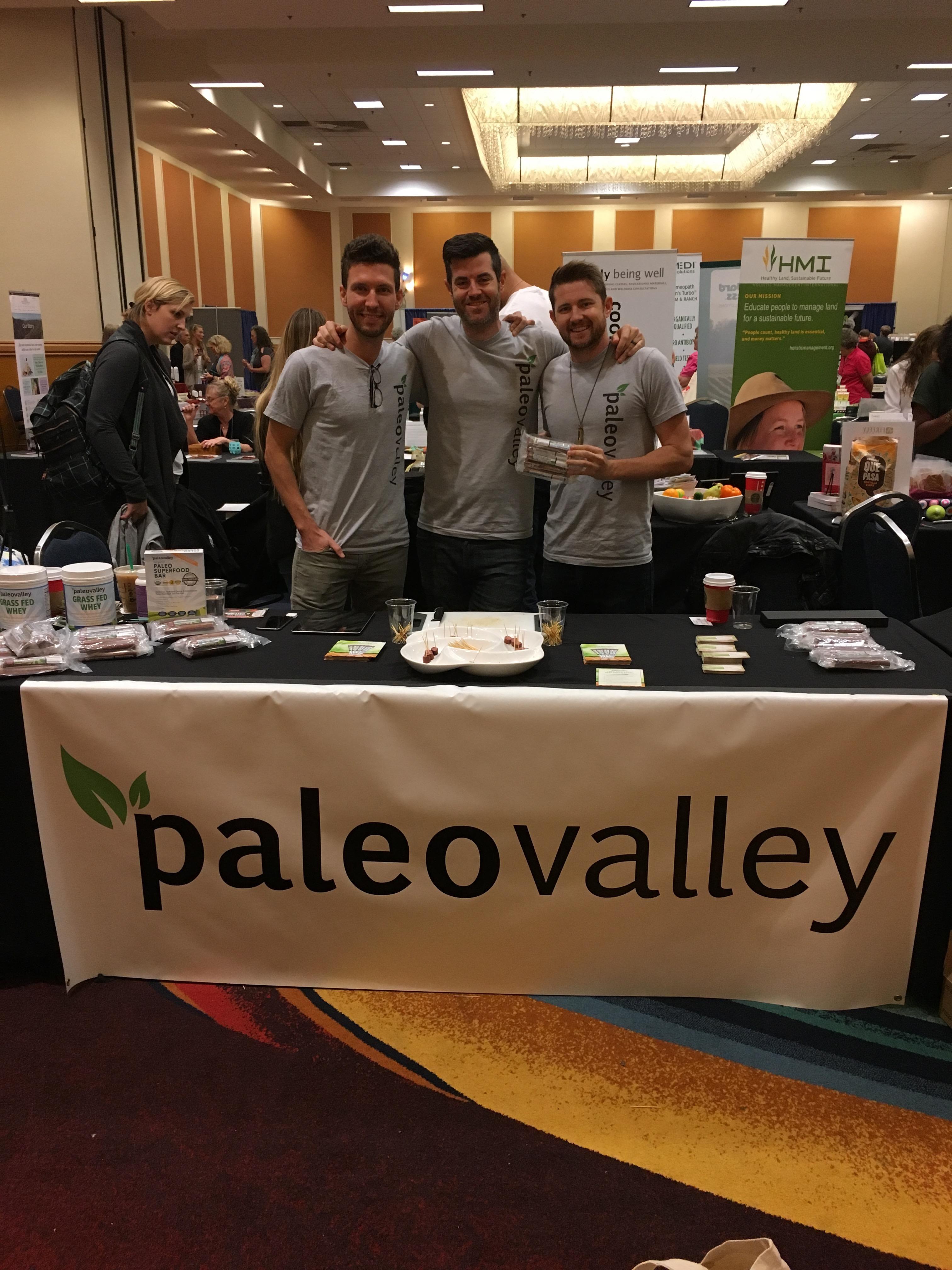 Paleo Valley