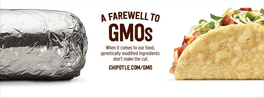 Chipotle GMO Farewell